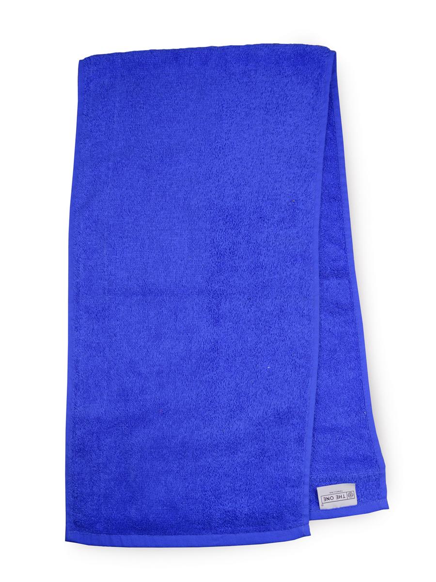 The One Sporthanddoek 30x130 cm 450 gram Royal Blue