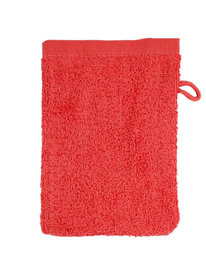 The One Washandje 500 gram 15x21 cm Rood