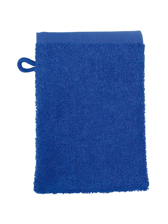 The One Washandje 500 gram 15x21 cm Royal Blauw
