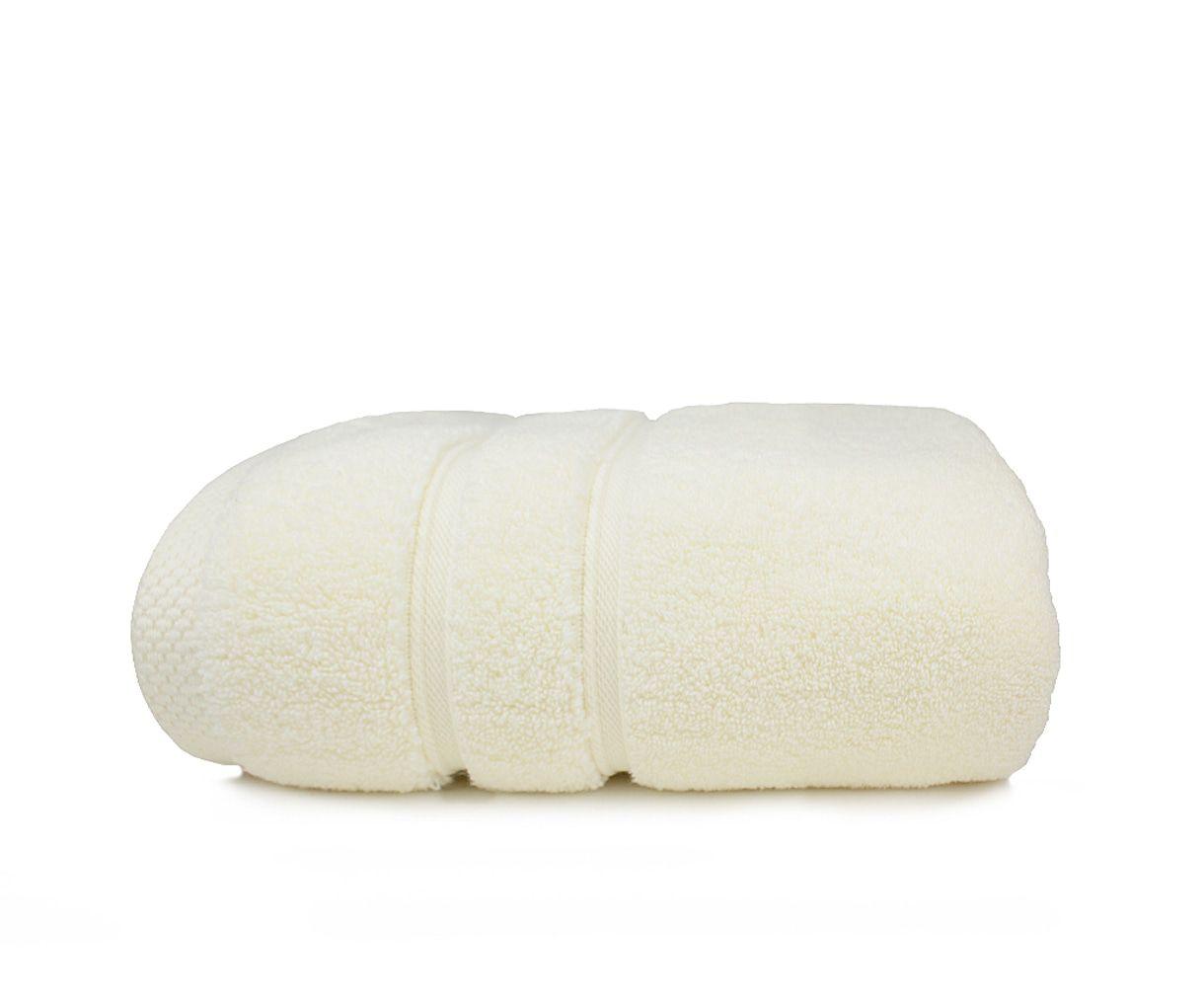 The One Baddoek Zero Twist 60x110 Ivory