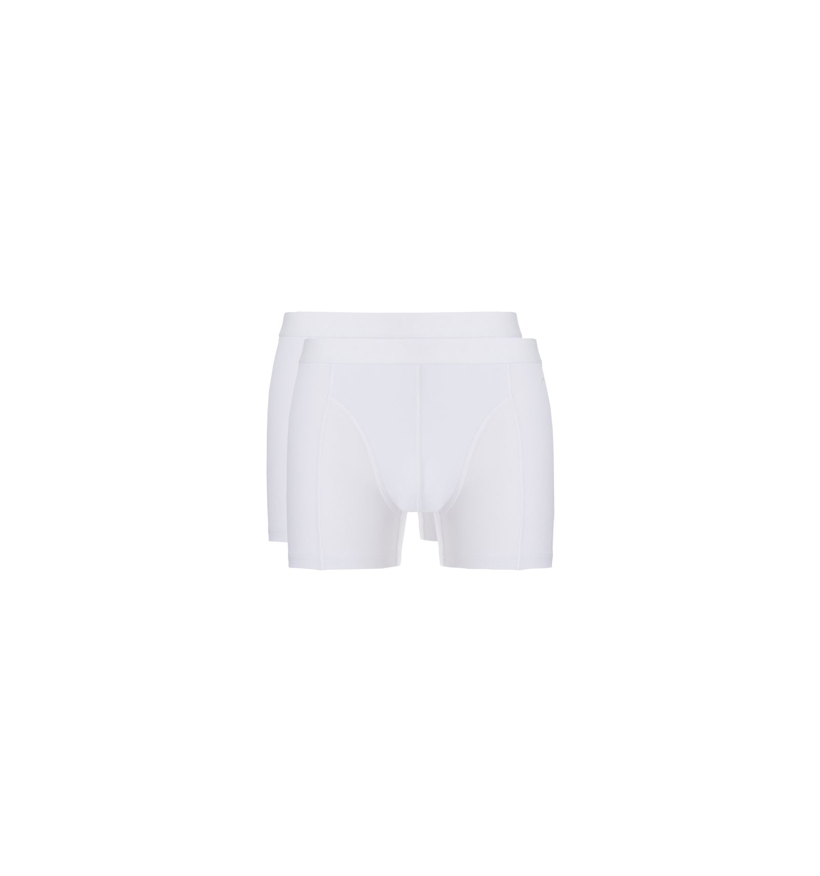 Ten Cate Fine Men Shorts Wit 2-pack