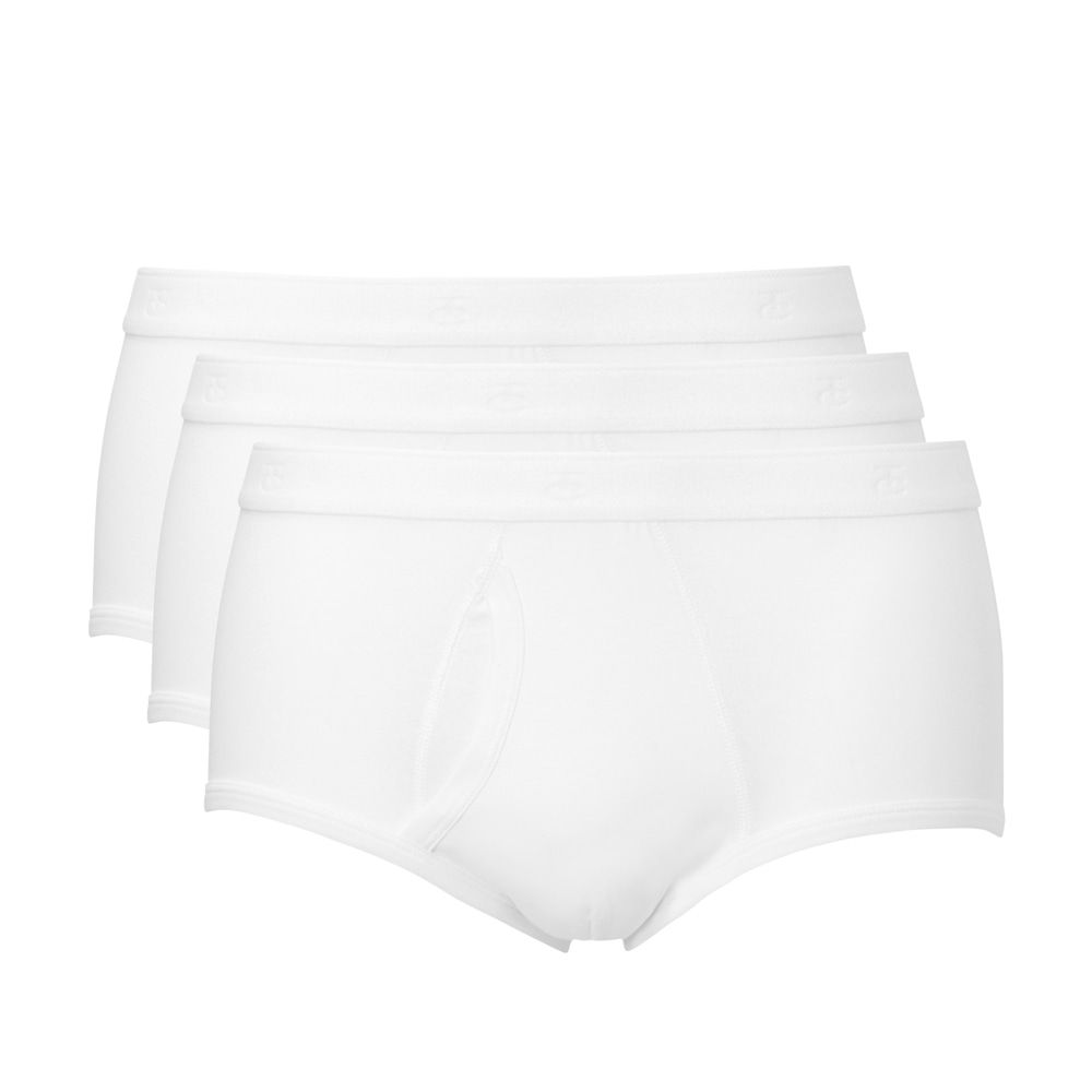 Ten Cate Men Basic Cotton Classic Brief 3-pack Wit