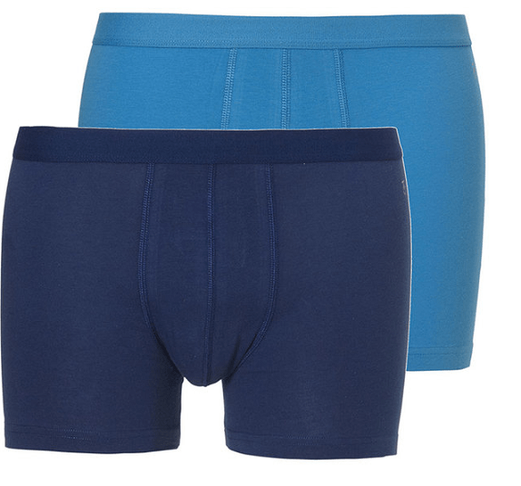 Ten Cate Boxershorts Blue/Navy