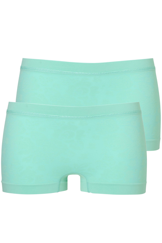 Ten Cate Jacquard 3865 2-pack Shorts Green