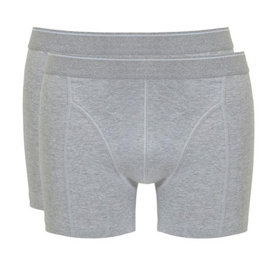 Ten Cate Tender Cotton Short 2-pack Grijs
