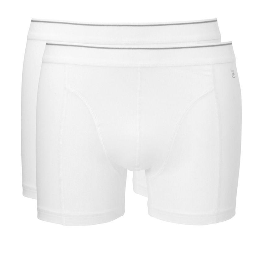 Ten Cate Tender Cotton Short 2-pack Wit