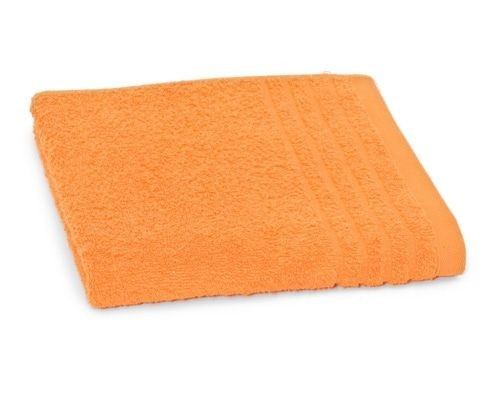 Clarysse Pearl Handdoek Oranje