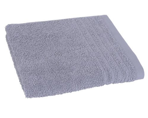 Clarysse Pearl Handdoek 50x100 450gram Grijs
