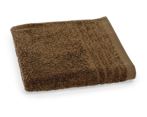 Clarysse Pearl Handdoek 50x100 450gram Bruin
