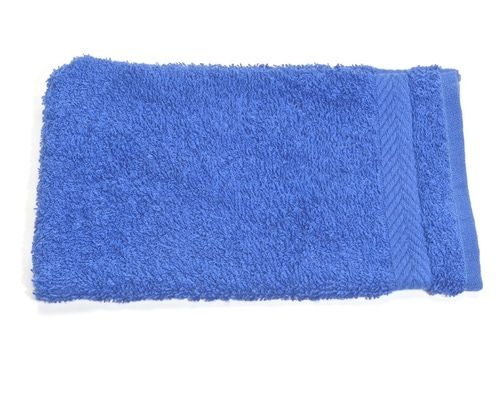 Clarysse Classic Washandje Cobalt Blauw