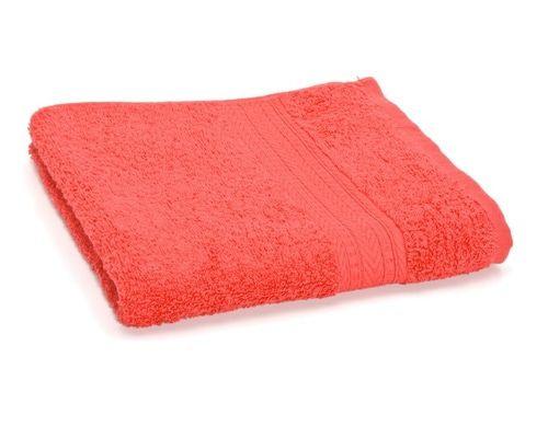 Clarysse Classic Handdoek Rood