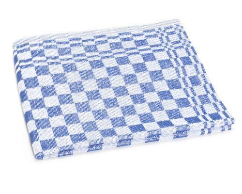 Clarysse Keukendoek Blok Blauw