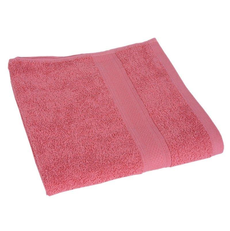 Clarysse Elegance Handdoek 50x100 500gram Corail