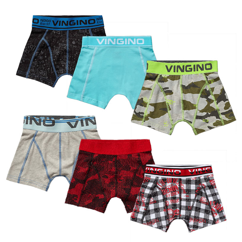 Vingino Boys Shorts 4-pack Verrassingspakket