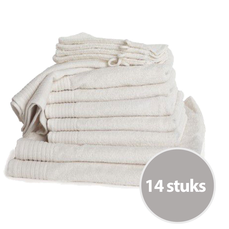 The One Familie Voordeelpakket Creme - 14 stuks