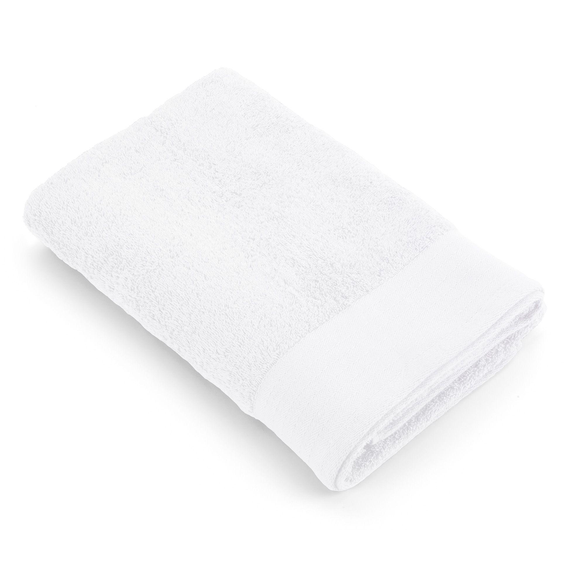Walra Soft Cotton Douchelaken 70 x 140 cm 550 gram White