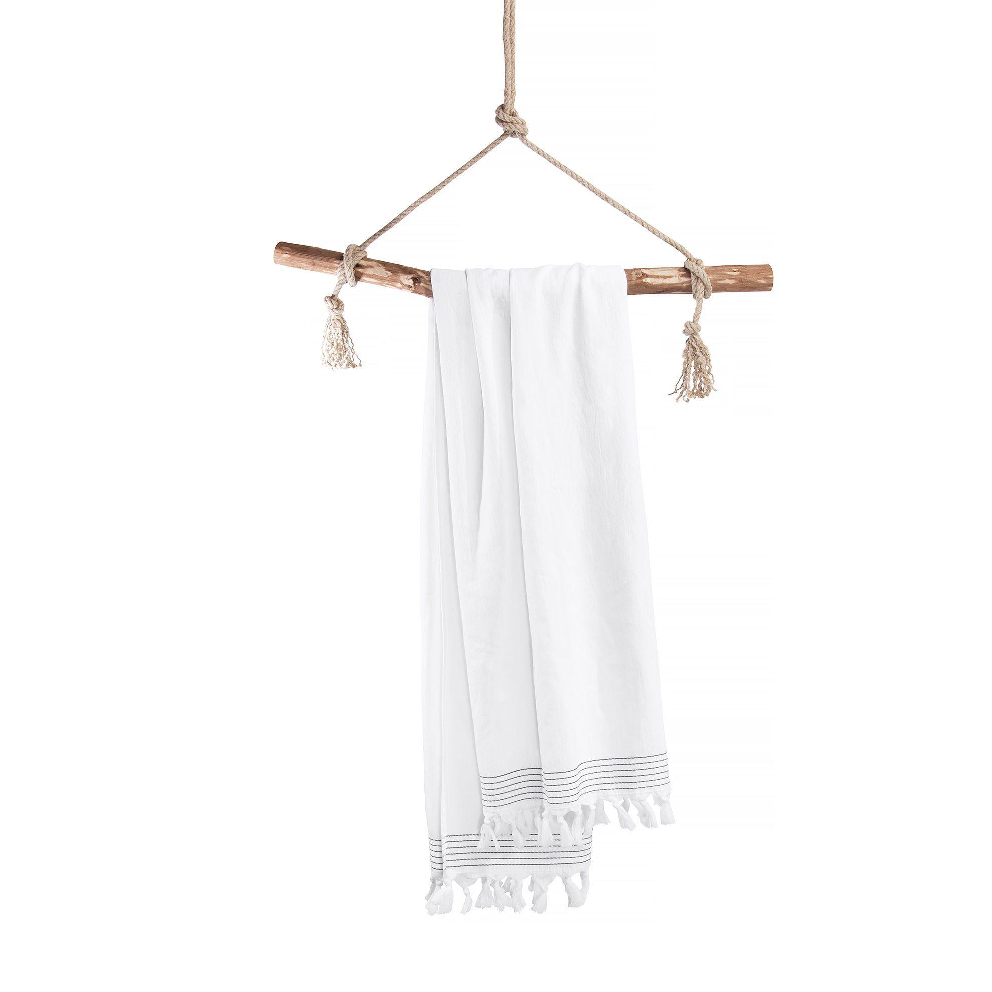 Walra Soft Cotton Hamamdoek 100x180 cm 650 gram White