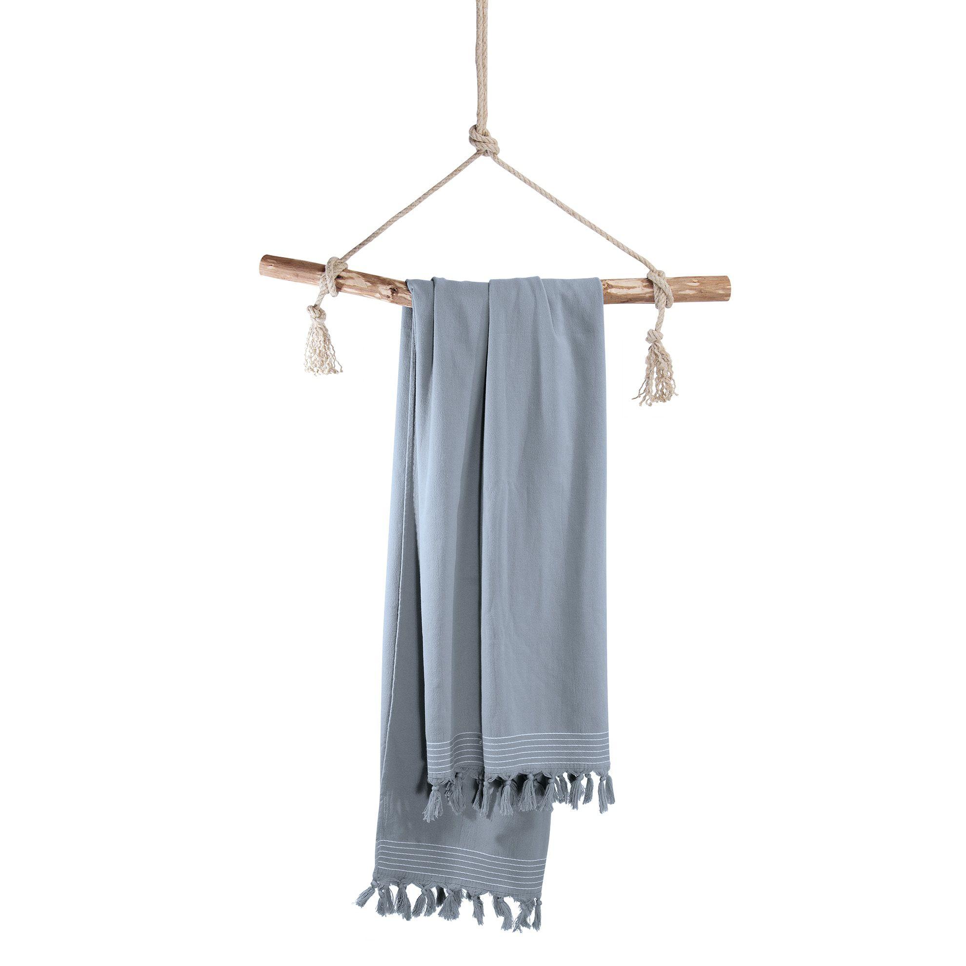 Walra Soft Cotton Hamamdoek 100x180 cm 650 gram Blue