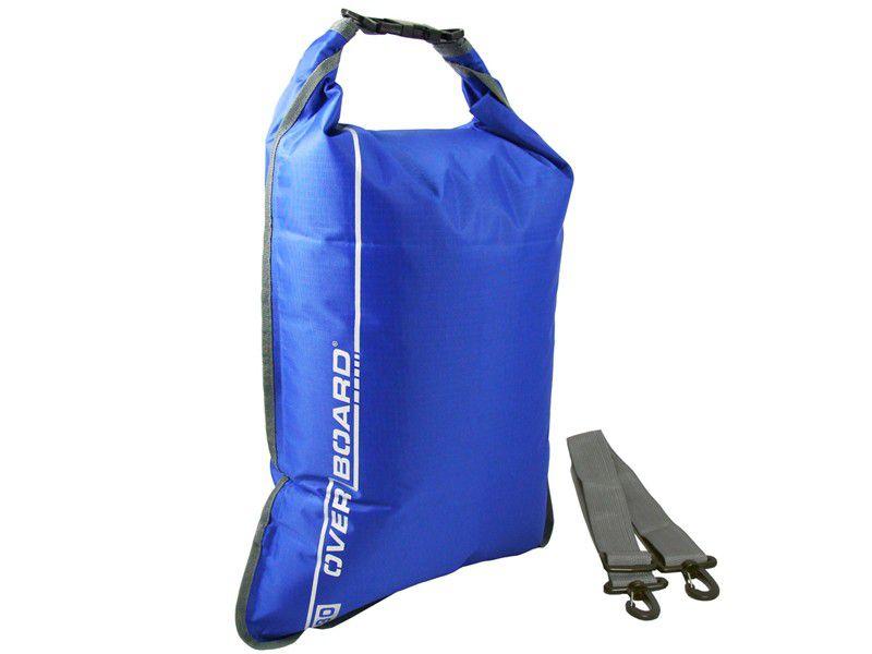 Overboard Dry Flat - 30 liter Blauw