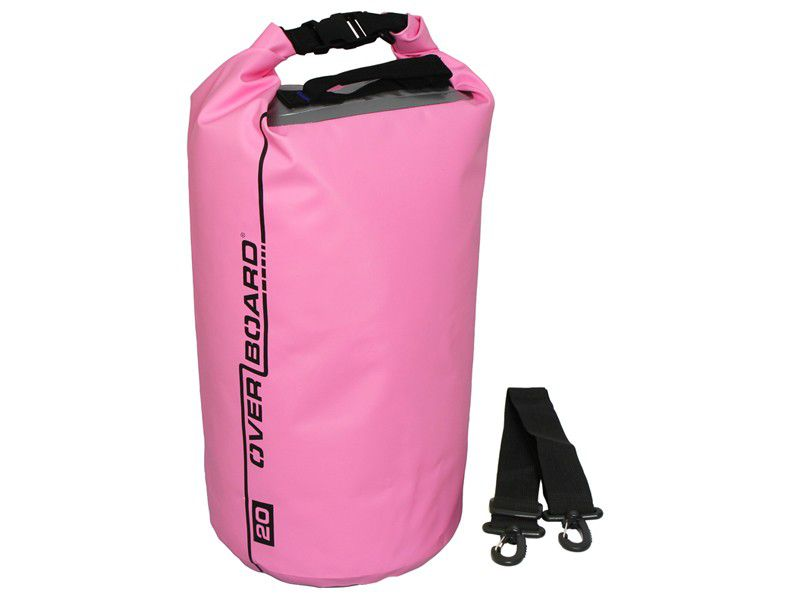 Overboard Dry Tube Roze - 20 liter