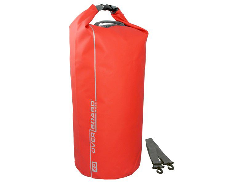 Overboard Dry Tube Rood - 40 liter