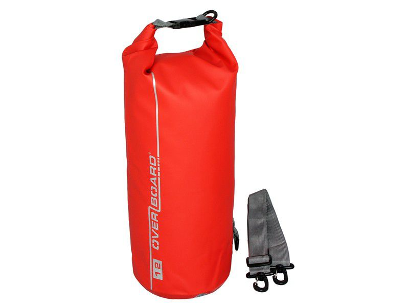 Overboard Dry Tube Rood - 12 liter