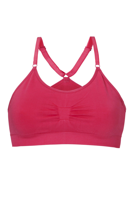 Ten Cate Women Sport Bra Top Light Pink-S
