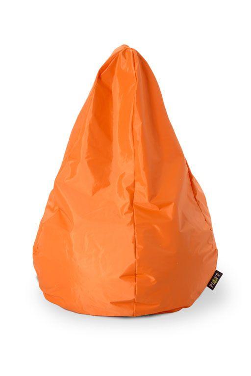Ploff Hippo 260 Liter Zitzak Orange